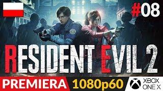 Resident Evil 2 PL - Remake 2019  #8 (odc.8)  Rozmowa z Adą i poboczne czyszczenie komisariatu