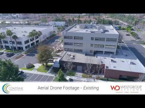 Coastline Community College - Aerial Drone Footage