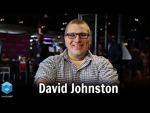 David Johnston, Factom Inc. | Blockchain Futurist Conference 2018
