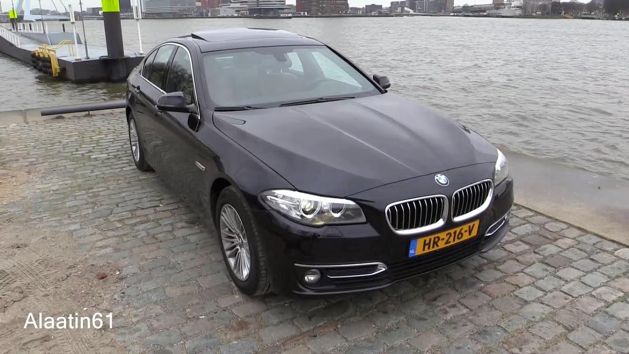 2015 BMW 520d xDrive Limousine Luxury Line