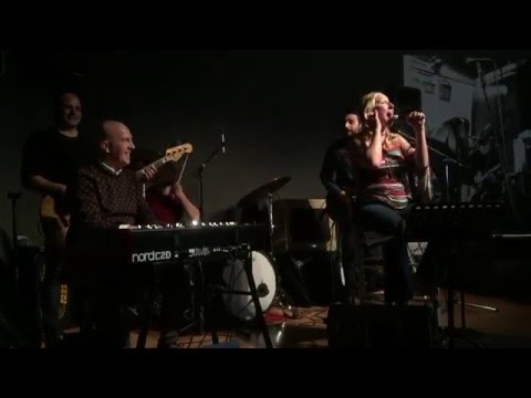 Magda White and Frank Hammond Band