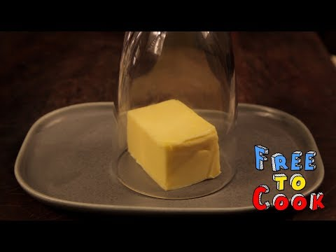 How to Quickly Soften Butter - Food Hack