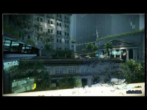 Game Player/Walkthrough Crysis 2 Mission 7 Dead Men Walking/Hombre Muerto Part 2/3 HD ESP