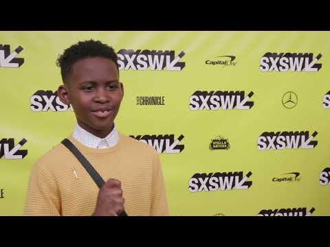 US SXSW 2019 Red Carpet - Itw Evan Alex (official video) - YouTube