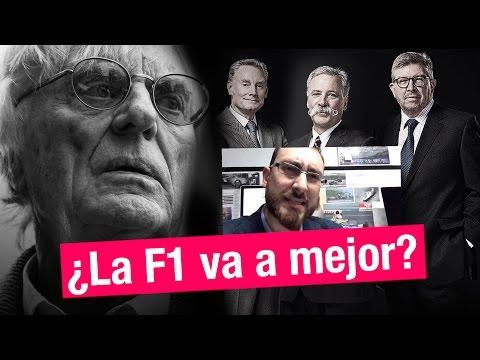 ¿Liberty Media es mejor que Ecclestone para la F1? | CRISTÓBAL ROSALENY