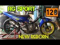 - Rg sport set engine |prepare to race |with smox22 racing team