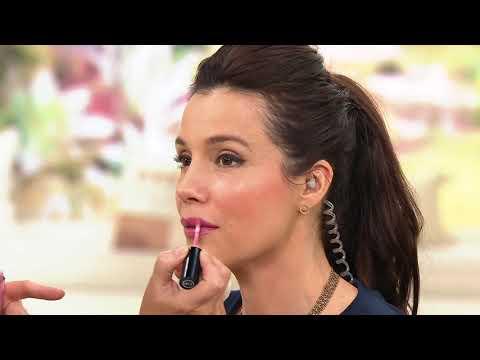 EVE PEARL Liquid Lipstick Duo on QVC
