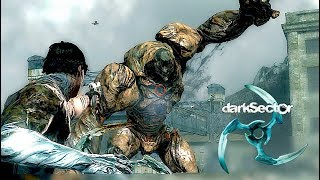 Dark Sector Gameplay pc HD ultra @ 1080p  60fps