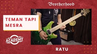 Download Lagu Ratu - Teman Tapi Mesra - Brotherhood Version mp3