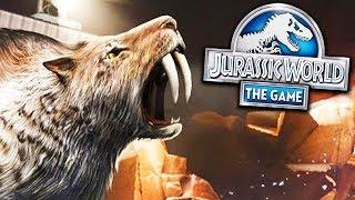 BATALHA CENOZOICA, PACOTE MONSTRO! - Jurassic World - O Jogo - Ep 233