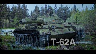 Т-62А Прогулка по зоопарку | Wot blitz
