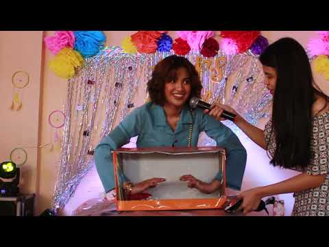 Whats in the Box Challenge with Julie Anne San Jose