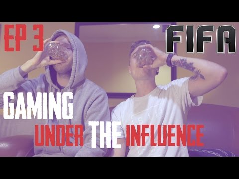 GUI EP 3: Gaming Under The Influence - FIFA 16 Feat. SPTVgames