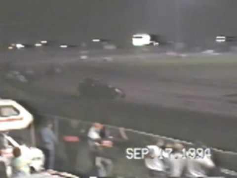 MRA Heat Race 1994 Wilmot Speedway
