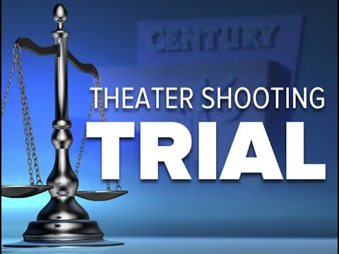 Theater Shooting Trial Day 19: Notebook packaging, dating sites and sanity exam debate