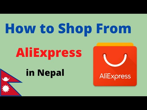 How to Shop From AliExpress in Nepal