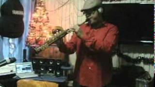 PASKO NA SINTA KO saxophone