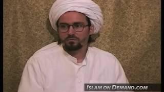 Men and Women Shaking Hands - Hamza Yusuf