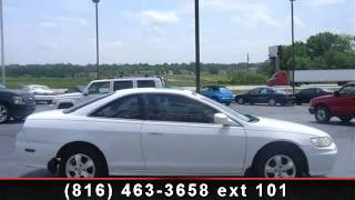 2002 Honda Accord Cpe - TDR Auto Plaza - Kearney, MO 64060