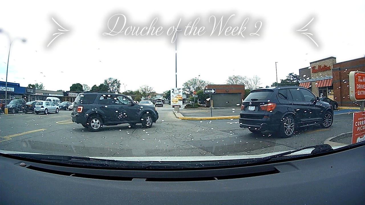 Douche of the Week 2