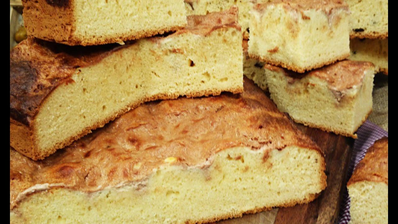 Torta alemana cremosa