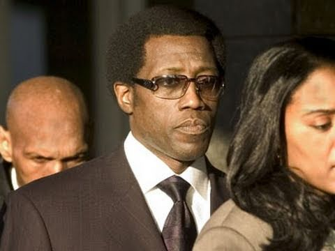 Wesley Snipes In Prison for 3 Years