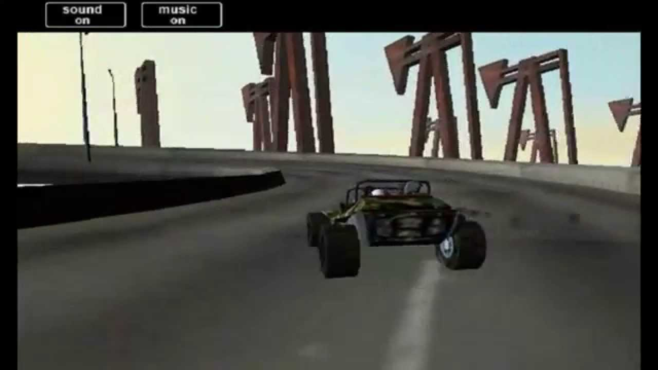 Gorillaz Final Drive Car Racing Games To Play Online