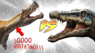 IRRITATOR VS BARYONYX [Who Would Win?]
