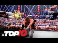 Top 10 Raw Moments: WWE Top 10, Aug 24, 2020