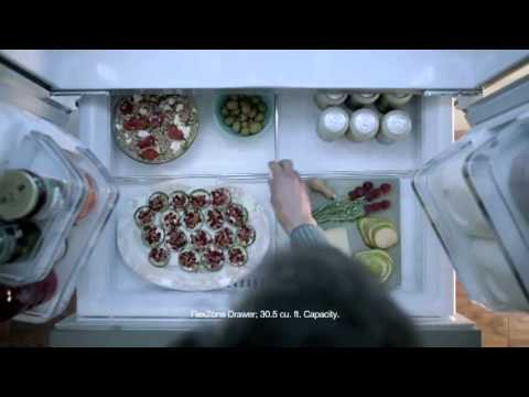 Samsung Electronics Co. - Culinary Refrigeration - Rocket Surgery - Commercial - 2013