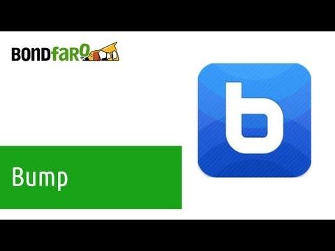Bump - App Para IPhone E Android