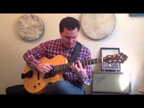 On the Street Where You Live - Sean McGowan Solo Guitar
