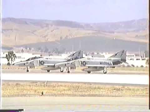 El Toro Marine Base >> VMFP-3 Remembered - YouTube