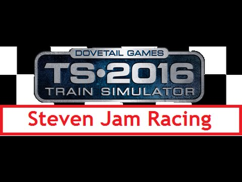 Train Simulator Race EP 002 With Fringe and Vanliru If Only Fringe Could Drive |