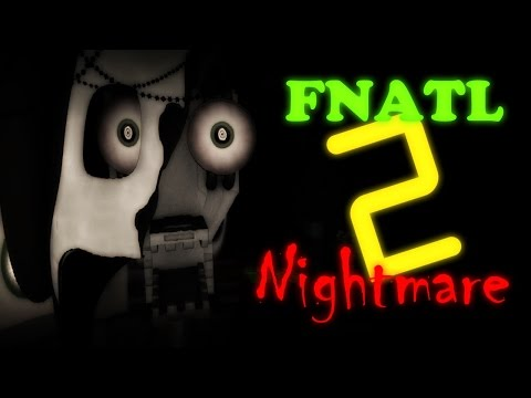 Five Nights at Tubbyland 2 UPDATED | NIGHTMARE NIGHT