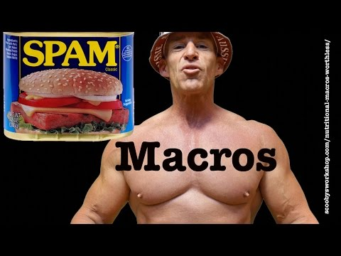 Why nutritional macros are stupid!