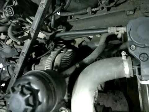 свап мотора в БМВ - электрика
