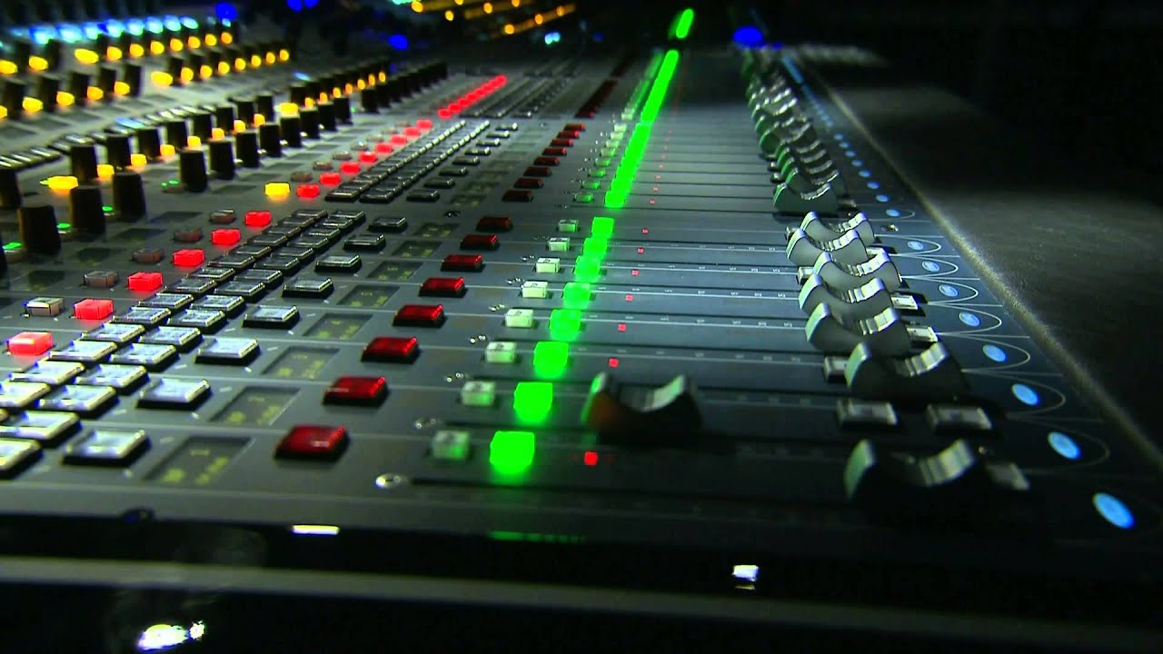 Lawo Mc 178 66 Mkii Mixing Console Youtube