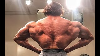 Mike O'Hearn- training lower lats with mark bell (MUST WATCH)