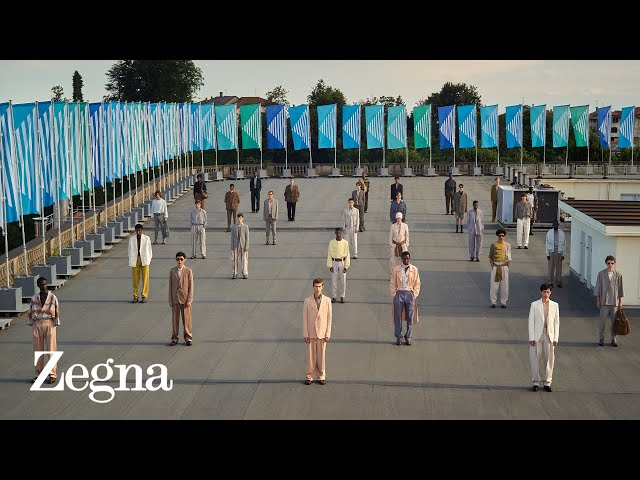 Ermenegildo Zegna XXX Summer 2021 Fashion Show