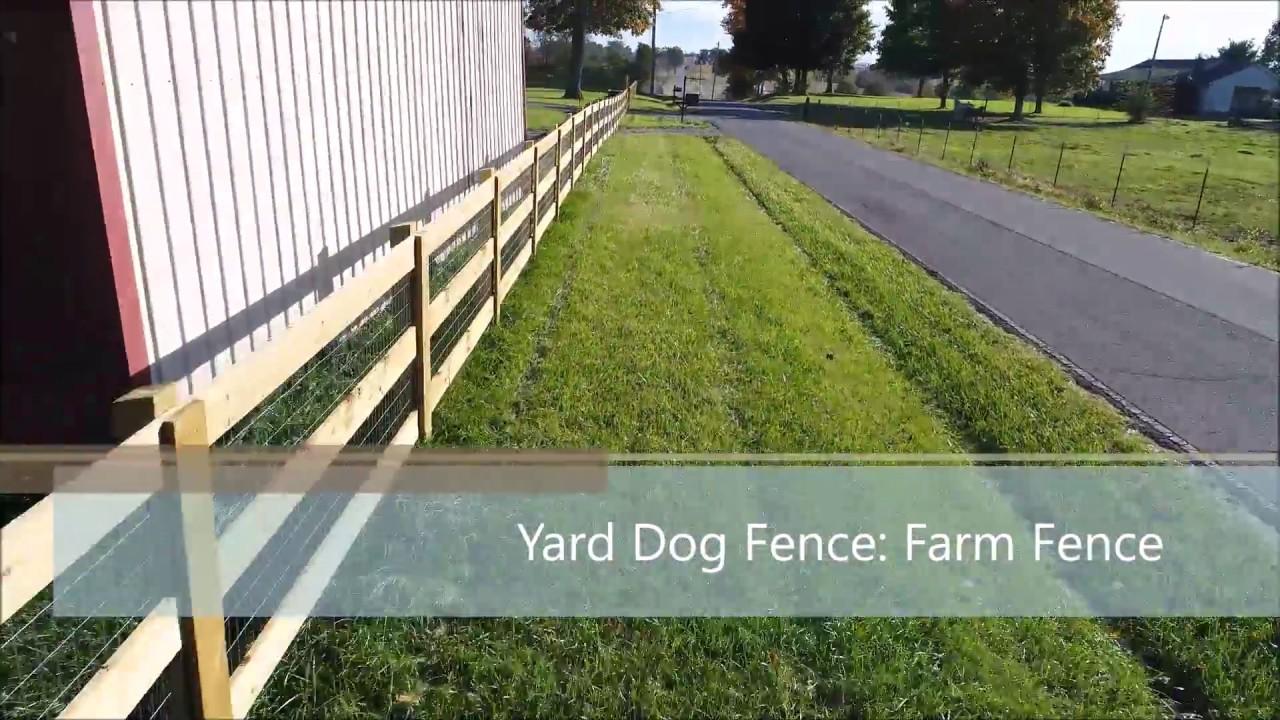Wood farm fence Barn Video Of Wood Farm Fencing Noticiastricolorinfo Video Of Wood Farm Fencing Youtube