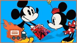 Disney Buys 21st Century Fox! - Kinda Funny Morning Show 12.14.17