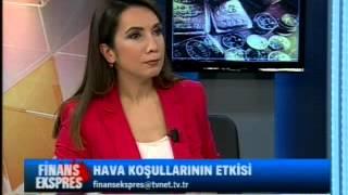 Tvnet - Finans Ekspres - Sinem Köseoğlu - 11.12.2014
