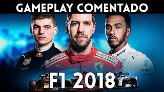 GAMEPLAY ESPAÑOL F1 2018 - La FORMULA 1 vuelve con MEJORAS y NOVEDADES