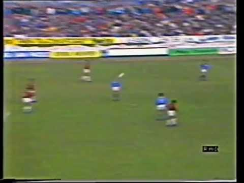 1986/87, Serie A, Brescia - Milan 1-0 (22)
