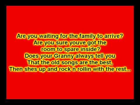 Slade - Merry Xmas Everybody ( lyrics )