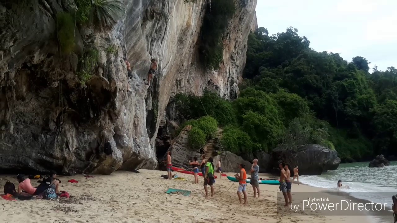 Railay Beach Et Tonsai Krabi Peninsula