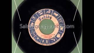 45rpm Alfredo Linares y su sonora - Zodiac 001 B - Descarga con booguie (Descarga)