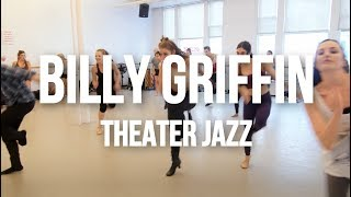 Billy Griffin | Theater Jazz | Steps on Broadway