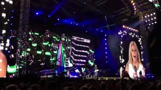 Helene Fischer - Atemlos durch die Nacht/Finale (Hamburg 04.06.15)